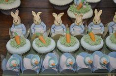 Festa com tema Peter Rabbit