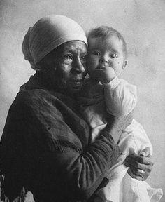 19th-Century African American Nanny Eliza Benson