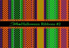 This is one of 2 sets of Halloween ribbons patterns I have assembled. This collection features polka dots, an eyelet lace trim with a pumpkin motif, and combinations of Halloween and autumn colors. Ribbon Design, Lace Design, Eyelet Lace, Lace Trim, Free Photoshop Patterns, Damask Decor, Halloween Ribbon, Ribbons, Polka Dots