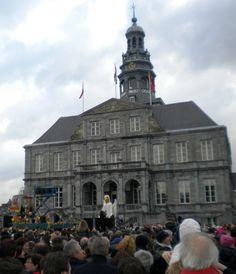 Elección del Príncipe del Carnaval de Maastricht