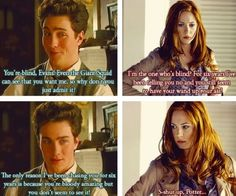 * jily * ---wwha...wait...whatisthis... James and Lily Potter??? Amy Pond and a young Jack Harkness?? This is absolutely amazing, yet oddly disturbing.