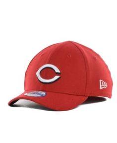 New Era Cincinnati Reds Team Classic 39THIRTY Kids' Cap or Toddlers' Cap - Red Toddler