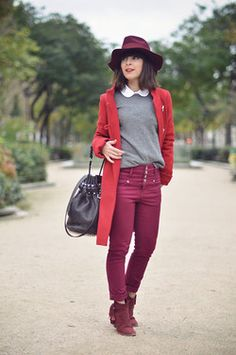 Le rouge (by Valentine Hello)