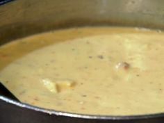 She Crab Soup from FoodNetwork.com