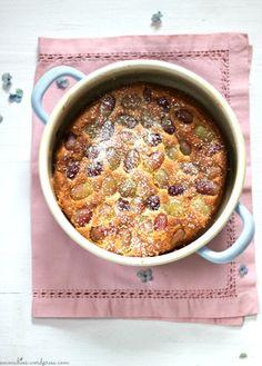 Mandelkuchen mit Trauben von EmmaBee