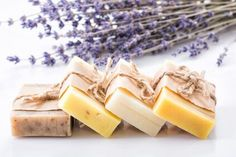 Handmade soap is such a luxury, but it's so expensive. Find out how to make handmade soaps for a fraction of the cost with these 5 luxurious soap recipes.