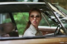 Freya Mavor in The Lady in the Car with Glasses and a Gun