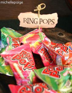Lord of the Rings themed birthday party Full of Fun Ideas via Kara's Party Ideas KarasPartyIdeas.com #lordoftherings #lordoftheringsparty #r...