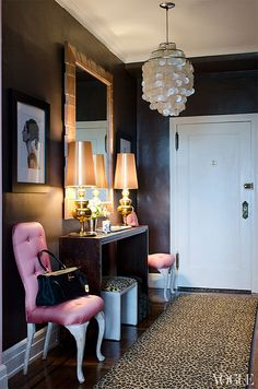 {decor inspiration : always leopard print} by {this is glamorous}, via Flickr