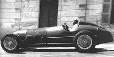 Tazio Nuvolari, Alfa Romeo 12c-37, 1937 Coppa Acerbo