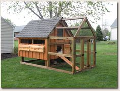 Small portable chicken coops - how to make chicken coop