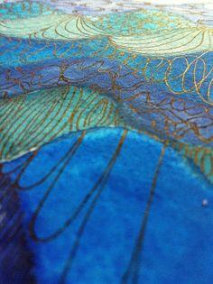 Emilee Paints: Art Journal: Little Red Boat