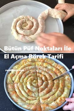 Recipe for hand opening biscuits with all tricks - Hamur işleri - Rezepte Pastry Art, Sweet Cookies, Baking And Pastry, Mets, Snacks, Food Preparation, Biscuits, Food And Drink, Cooking Recipes