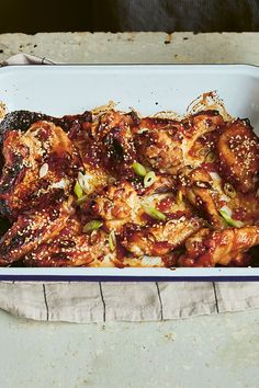 Recipes are from The Modern Preserver's Kitchen by Kylee Newton Sweet Chilli, Chicken Wing Recipes, Delicious Dinner Recipes, Chicken Wings, Meat, Kitchen, Food, Modern, Cooking