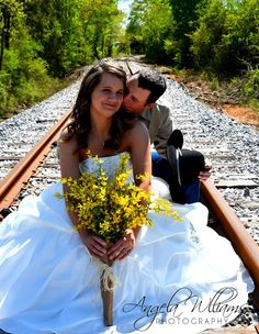 Country wedding photo ideas