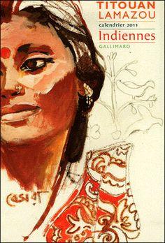 Titouan Lamazou - Indiennes