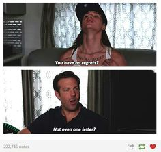 """One of my favorite scenes from """"we are the millers"""""""