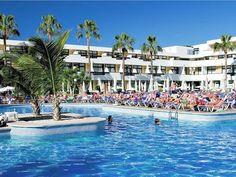 Iberostar Las Dalias Hotel, Playa de las Americas, Tenerife #Canarias.