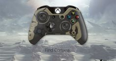 "Leaked Halo 5 ""Legendary edition"" controller? Maybe."