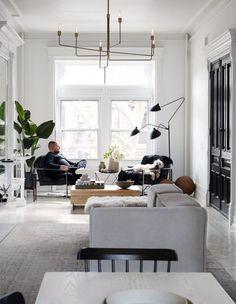 A Modern Home In A Brooklyn Brownstone
