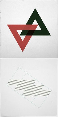 Creative Triangle, Geometry, Daily, Geometric, and Triangles image ideas & inspiration on Designspiration Geometric Graphic, Geometric Designs, Geometric Shapes, Geometric Poster, Shape Design, Design Art, Logo Design, Graphic Design, Logo Spa