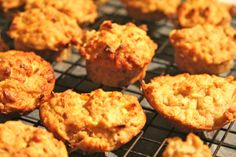 mamacook: Sugar Free Double Apple Muffins for babies and toddlers; oh no, not another muffin recipe!
