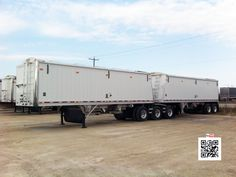 Ocean Trailer sells Utility Wilson Super B Trailer, Fontaine Double Drop, CMIC Chassis and Raja trailers. Semi Trailer, Trailers For Sale, Commercial, Trucks, Live, Truck, Cars