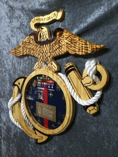 USMC plaque Questions on design or price contact Lunawood1775@gmail.com Military Memes, Military Gifts, Military Retirement, Retirement Gifts, Usmc Recon, Military Shadow Box, Farewell Gifts, Semper Fidelis, Marine Corps