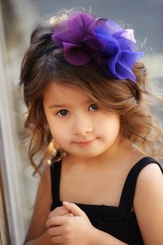 adorable headband for a flower http://pinterest.com/all/?category=wedding_events#girl!