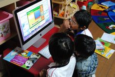 Get started with blogging with Kindy thru Junior High School Students.