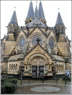 Protestant church / ev. Ringkirche Wiesbaden | Flickr - Photo Sharing!