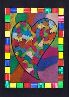 Kreslíme srdce