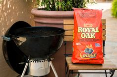 The Best Charcoal for Grilling | Royal Oak Ridge Briquets lasted longer than other charcoal and burned almost as hot as the best we tested. The consistent size, shape, and quality of the briquets translate to consistently hot temperatures and long burn times.