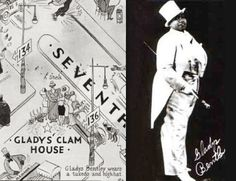 Also during the popular performer Gladys Bentley was making a living singing bawdy tunes and playing piano late into the night at various clubs all over New York, including one named after her. Andrew Sullivan, Green Carnation, Lgbt History, Jet Magazine, Playing Piano, Lucky Man, Born This Way, Butches, African American Women