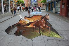 Amazing 3D Street Art23