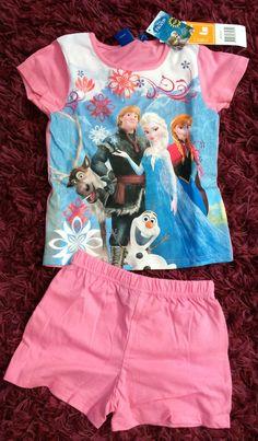 Pijama niña verano Frozen
