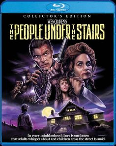 Wes Craven's The People Under the Stairs (Collector's Edition) coming from Scream Factory