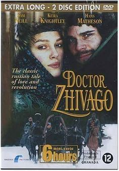 Dr. Zhivago.  A very good remake, and a closer resemblance to Boris Pasternak's novel.  Lack's the magic of David Lean's version because of an underwhelming soundtrack, but well acted.