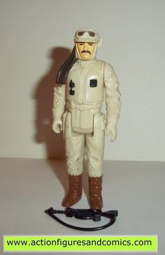 4-Lom Zuckuss 1981 STAR WARS Complete VINTAGE Original B5 NICE COAT!