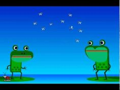 Funny Ecards Happy Birthday Singing Frogs Greeting E Cards Animated LadybugEcards