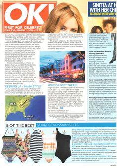 Karma Beach in OK Magazine