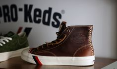 Keds deluxe