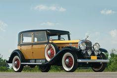 Cadillac V16 Sedan 1930.