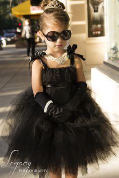 Audrey Hepburn Halloween 2013 Photo by Legacy Photography of my daughter Jade…