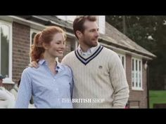 Lust auf den englischen #Casual #Style? Dann schauen Sie doch mal bei uns auf Youtube vorbei!