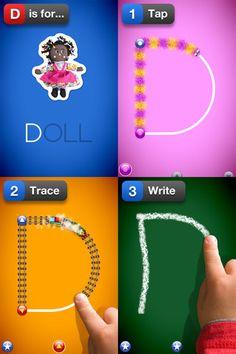 Letter School Lite free fun writing app
