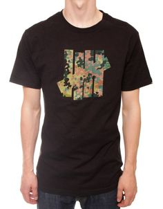 320f9b65810be Buy 5 Strike Camo Tee - Black by Undefeated from our Clothing range - Blacks  -   fatbuddhastore