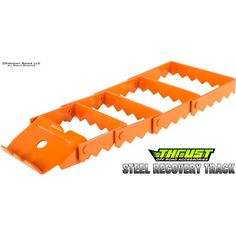 Thrust Offroad Accessories Steel Recovery Track - Folded & Unfolded
