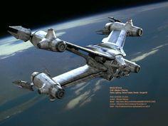 Babylon 5 starfury