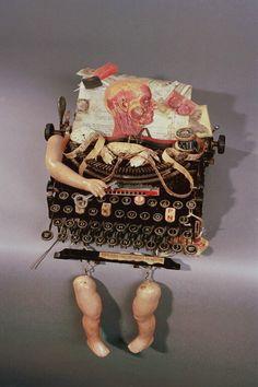 Joel Daavid: The Organs Of Special Sense $ 2700.